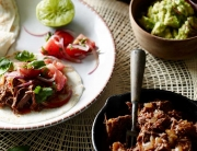 Beef Burritos Coeliac in the city celebrity recipe